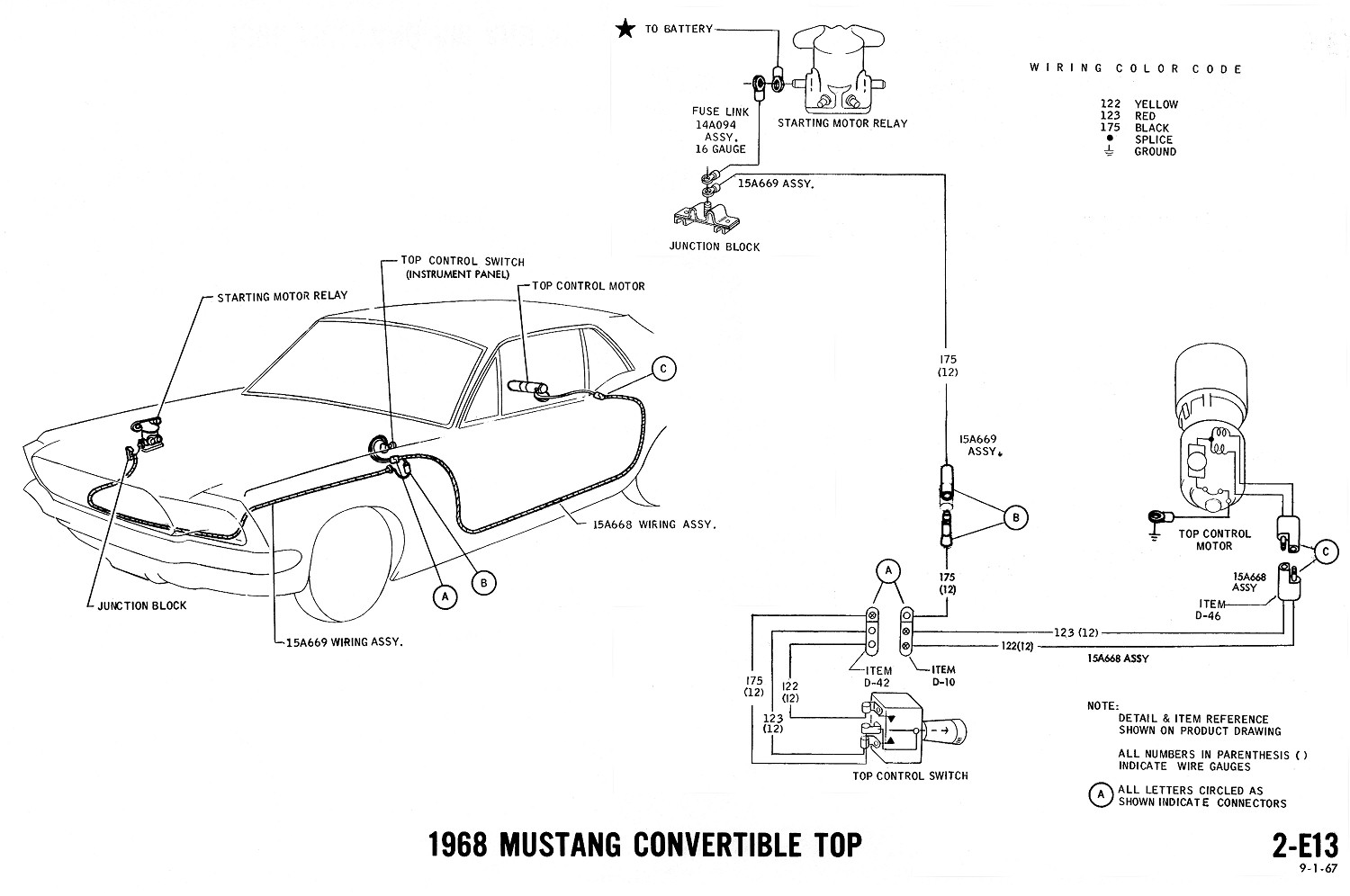 wiring diagram best ford mustang free stereo amplifier wiring diagram 1995 ford mustang 1968 mustang wiring diagrams | evolving software