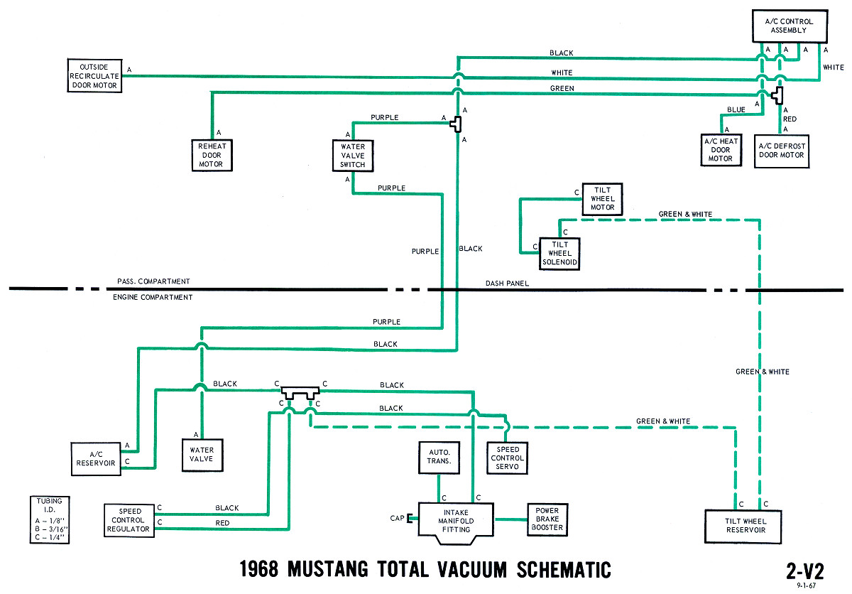 1968 Mustang Vacuum Diagrams Evolving Software. Vacuum Schematic. Wiring. 1969 Mustang Engine Vacuum Diagram At Scoala.co